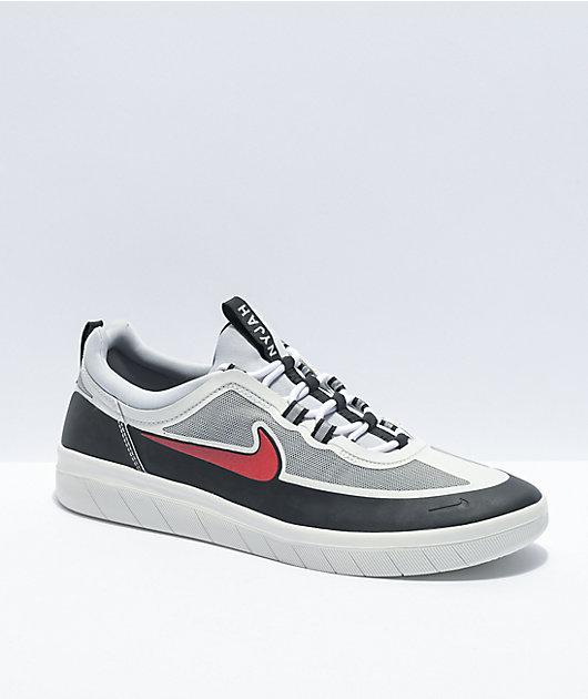 Nike SB Nyjah Free 2.0 Black, Red