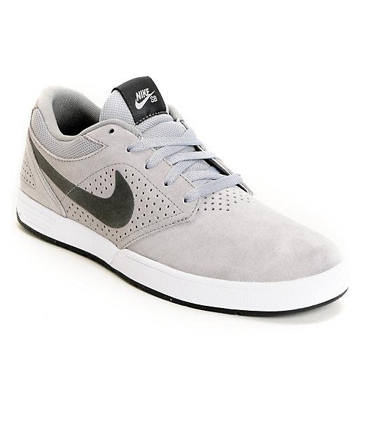 Nike SB P-Rod 5 Lunarlon Matte Silver