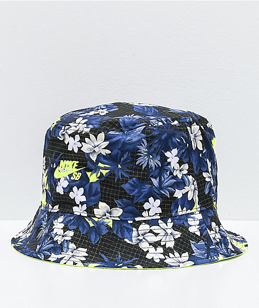 Nike SB Paradise Black Bucket Hat