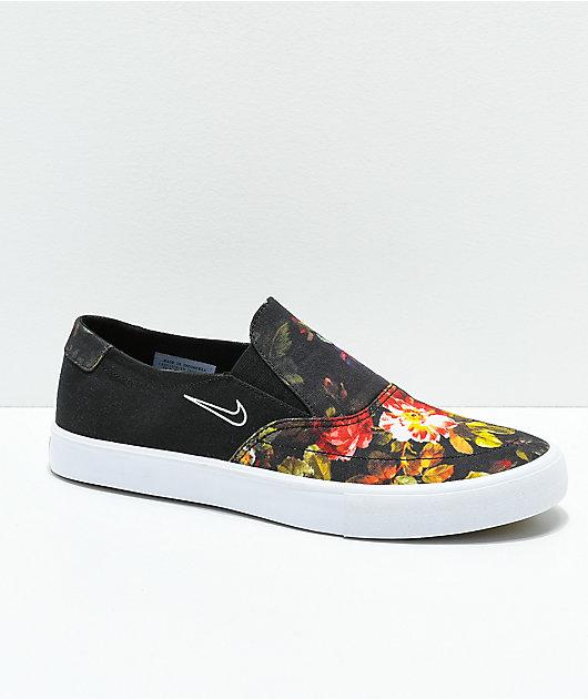 Nike SB Portmore II Solar Floral Slip