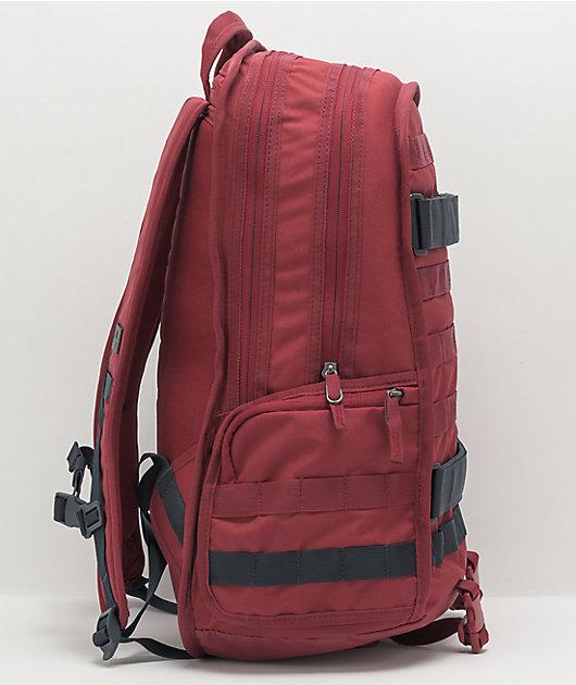 Nike SB RPM Red & Dark Obsidian Backpack