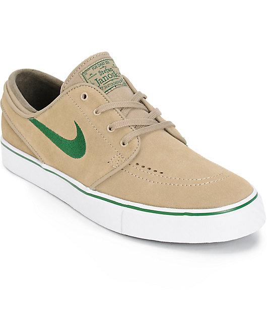 Nike SB Stefan Janoski Khaki \u0026 Gorge