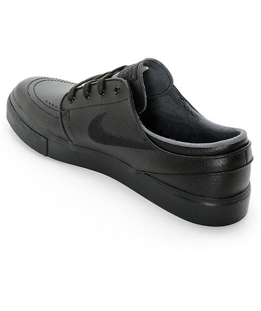 nike zapatos cuero