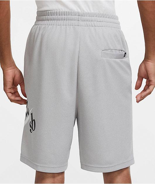 Nike SB Sunday Grey Basketball Shorts