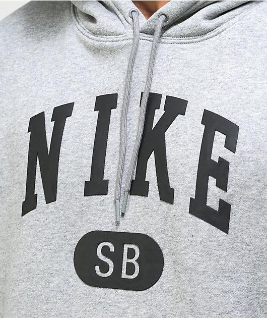 Nike SB Y2K Grey Hoodie