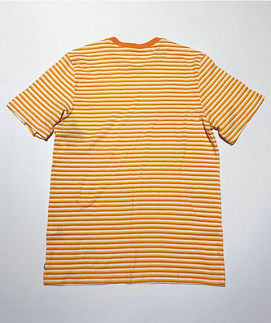 Nike SB Yellow, Orange \u0026 White Striped