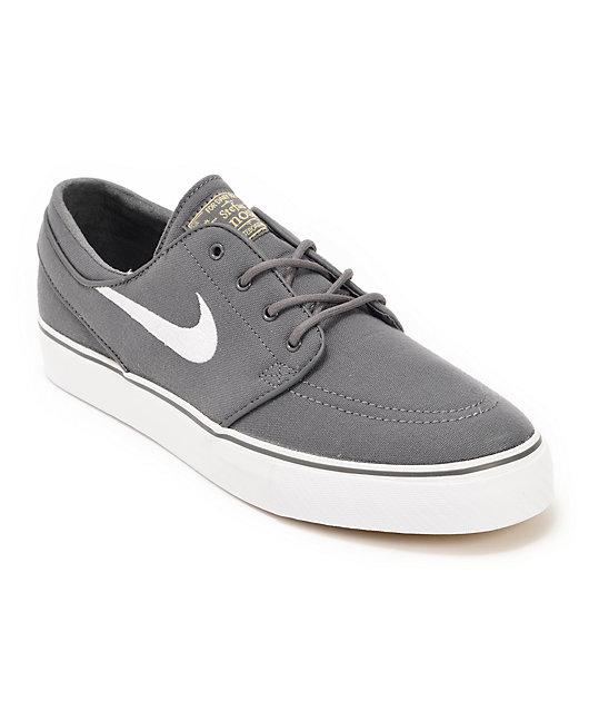 Nike SB Zoom Stefan Janoski Grey, White