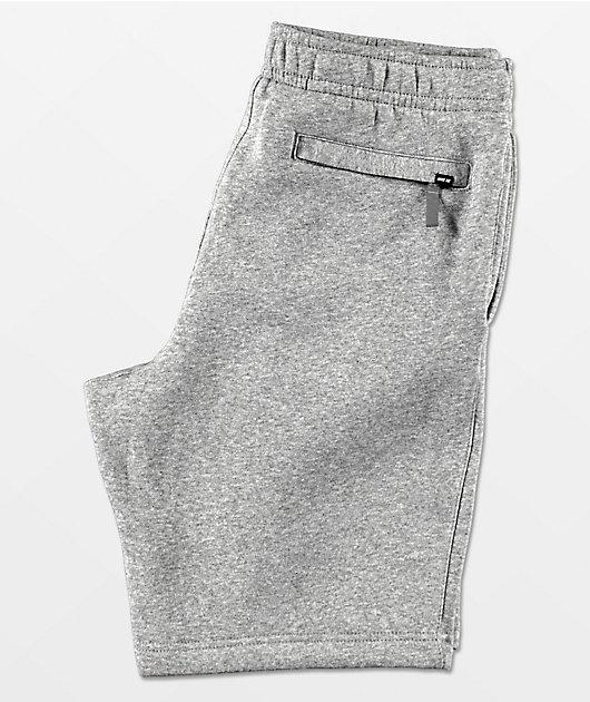 Nike SB shorts de punto gris jaspeado