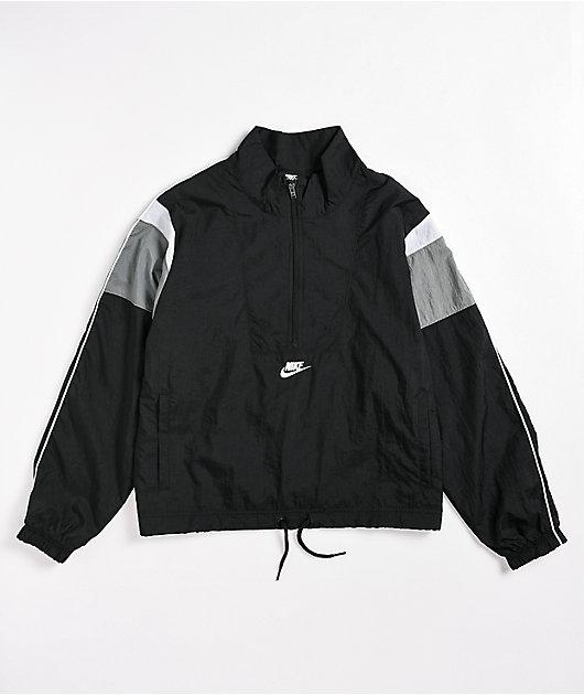 Nike Sportswear Black Windbreaker