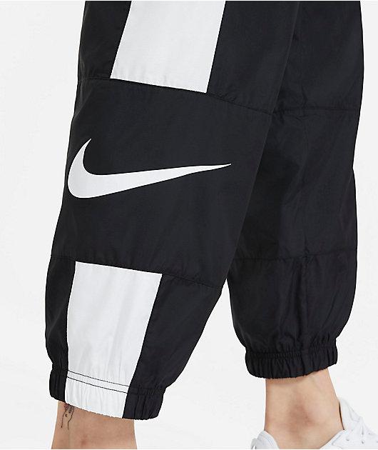 Nike Sportswear Repel Statement Black Track Pants