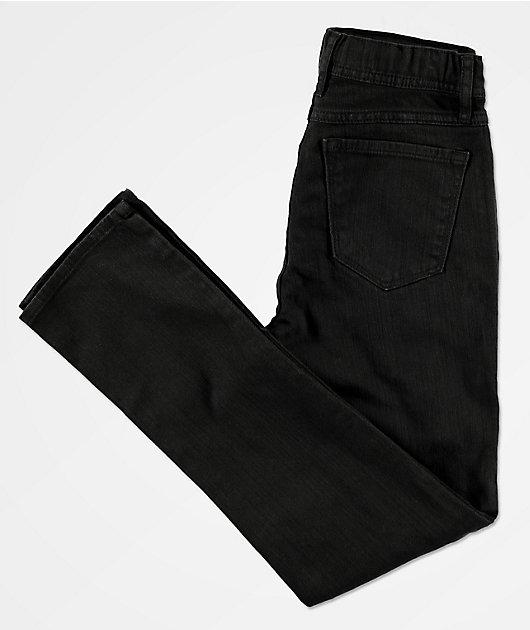 Ninth Hall Boys Rogue Black Denim Jeans