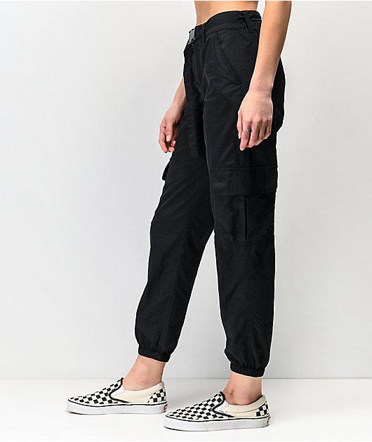Ninth Hall Raines pantalones negros con cinturón