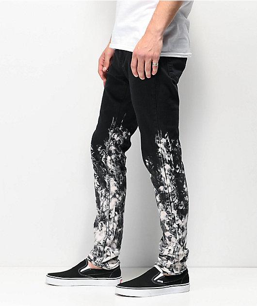 Ninth Hall Rogue Hopper Black Jeans