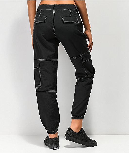 Ninth Hall Talia pantalones negros
