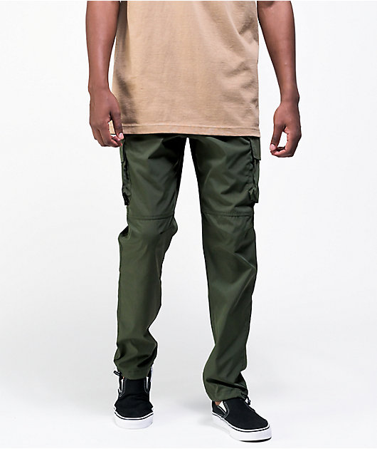 Ninth Hall Trance Forest Night Cargo Pants