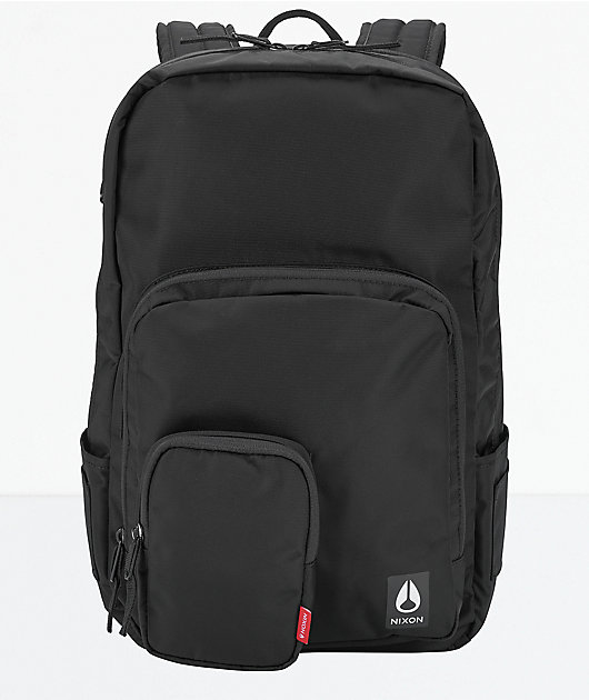 Nixon Daily Black Backpack