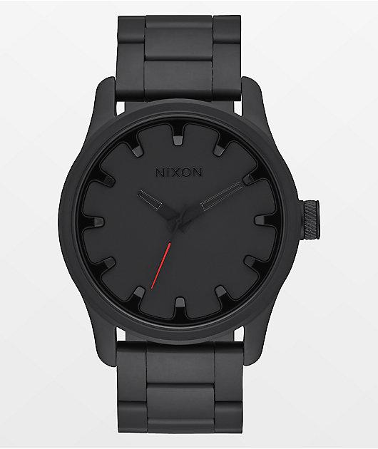 Nixon Driver All Black Watch