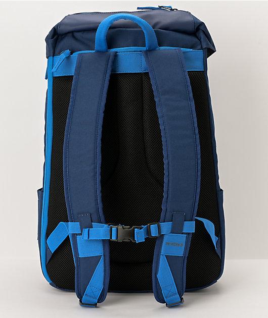 Nixon Landlock Navy & Blue 20L Backpack