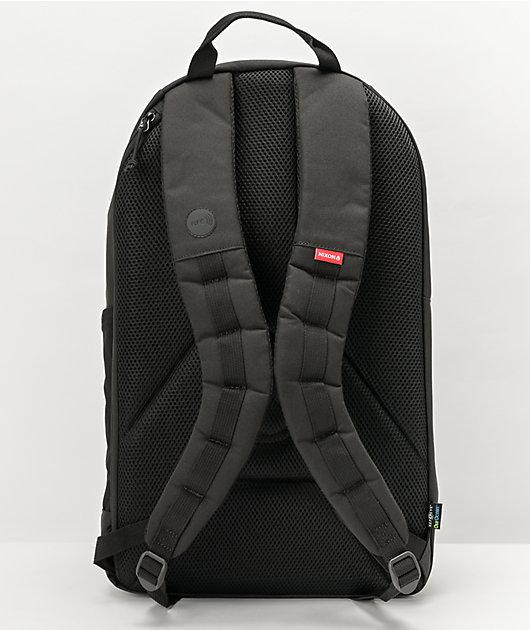 Nixon Ransack Black Backpack