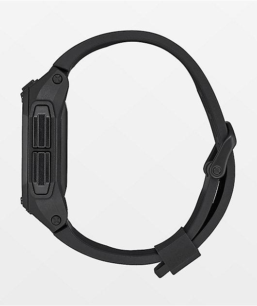 Nixon Regulus Black & Positive Digital Watch