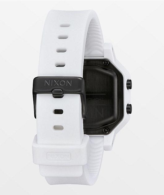 Nixon Siren White Digital Watch