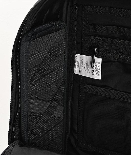 Nixon Smith GT Black Backpack