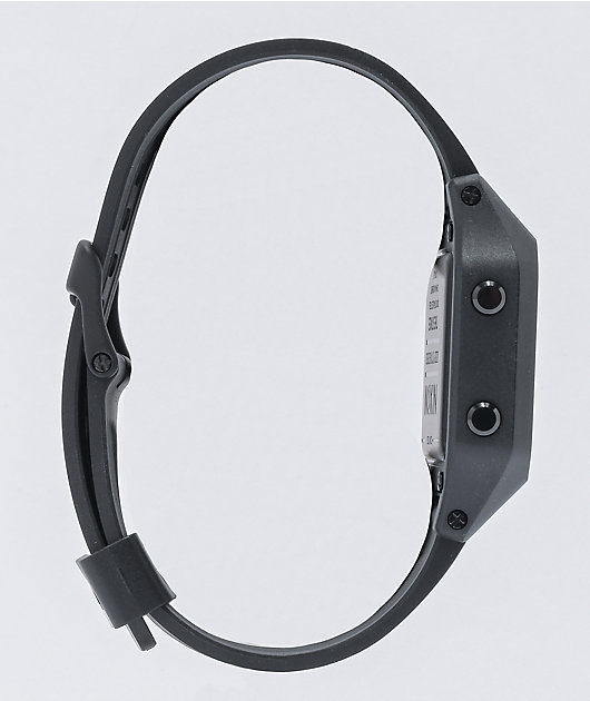 Nixon Staple Black Digital Watch