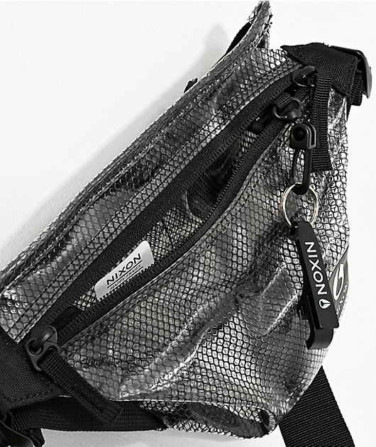 Nixon Trestles Clear Fanny pack