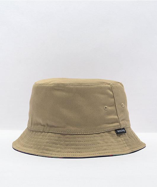 Nixon Undercover Electric Paradise Bucket Hat