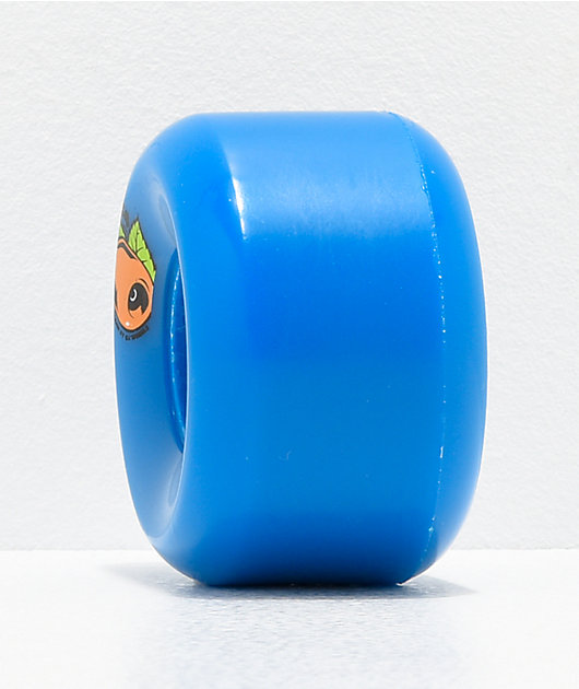 OJ Keyframe 54mm 87a Blue Cruiser Wheels