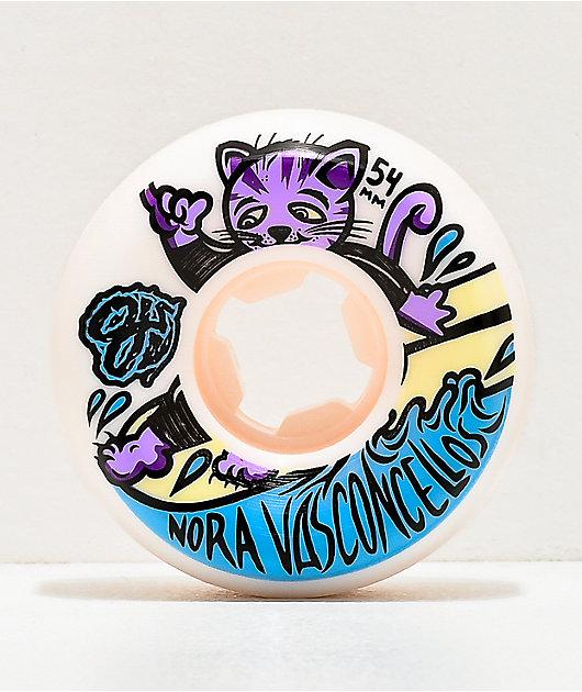 OJ Nora Surfs Up Elite 54mm 101a Skateboard Wheels