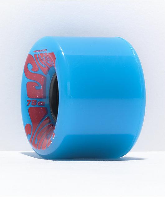 OJ Super Juice 60mm 78a Blue Cruiser Wheels