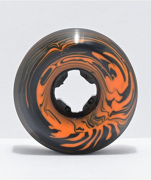 OJ x Creature Pumpkin Head 54mm 97a Skateboard Wheels