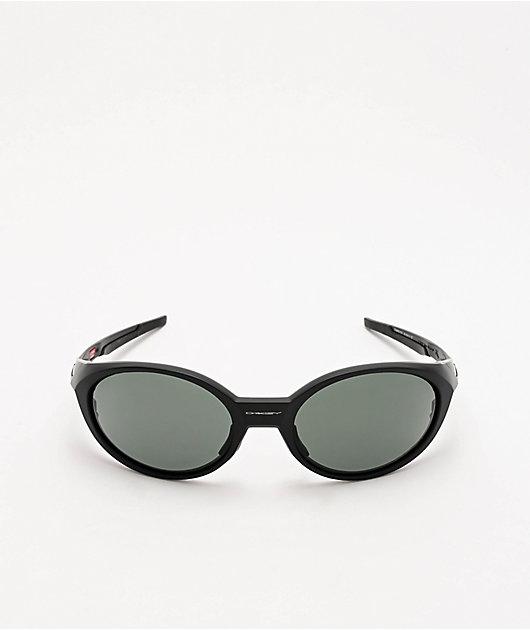 Oakley Eye Jacket Prizm gafas de sol en negro mate y gris