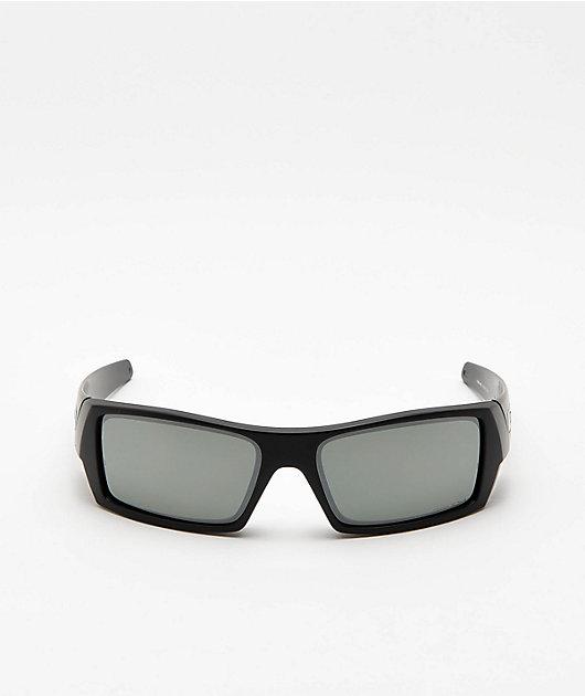 Oakley Gascan Matte Black Prizm Sunglasses