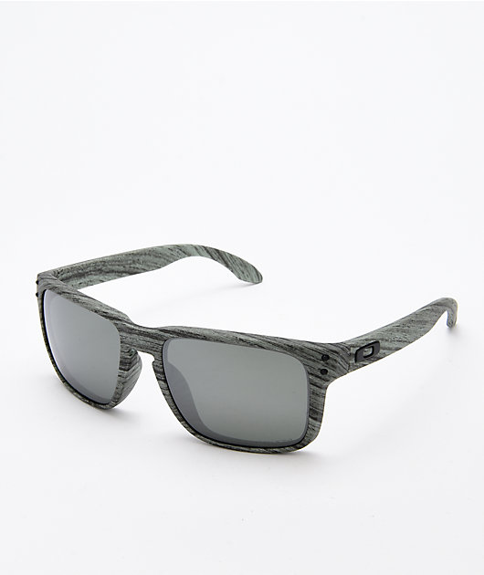 Oakley Holbrook Ivywood & Prizm Black Sunglasses