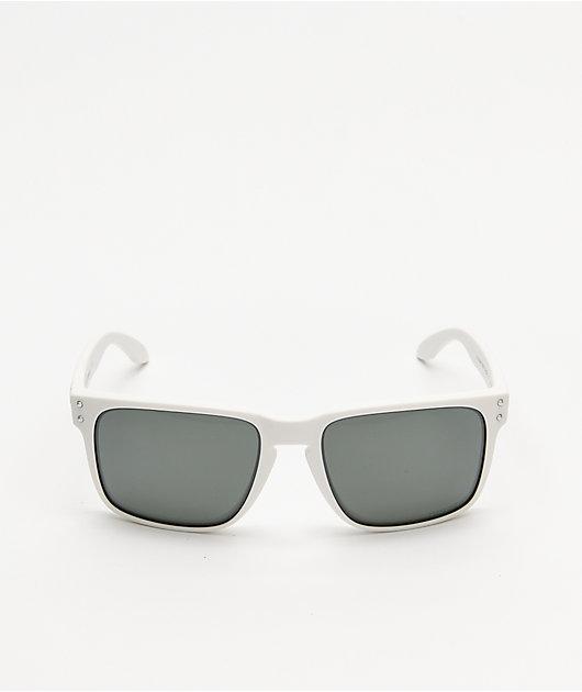 Oakley Holbrook XL Prizm gafas de sol en blanco mate