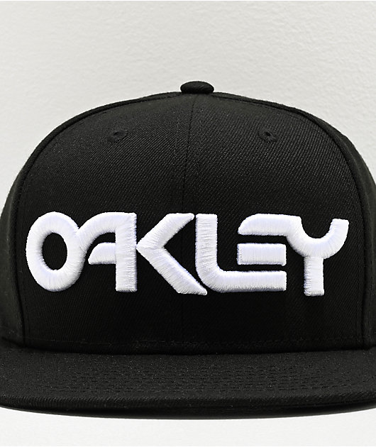 Oakley Mark II Blackout gorra negra