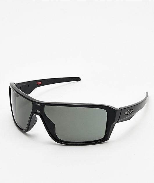 Oakley Ridgeline Black & Grey Prizm Sunglasses