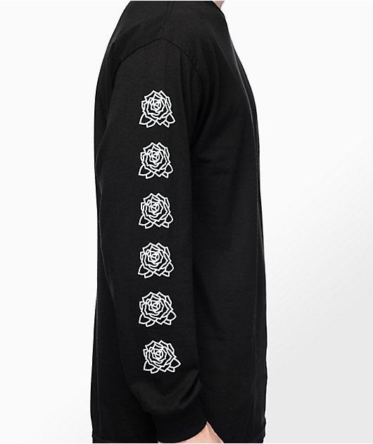 Obey Mira Rosa 2 Black Long Sleeve T-Shirt
