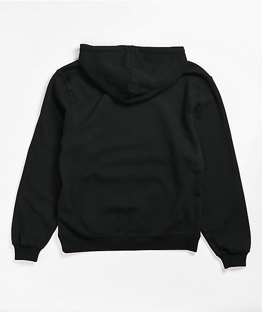 Obey Respect & Unity Black Hoodie