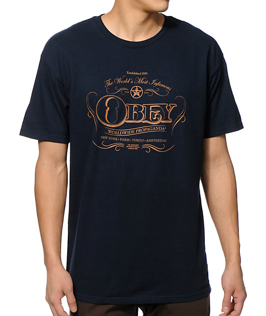 Obey The Worlds Most Infamous T-Shirt