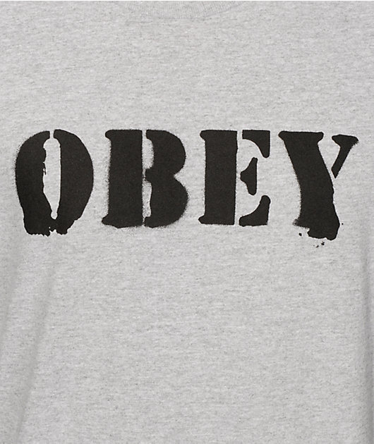 Obey US Posse T-Shirt