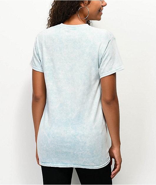 Odd Future Embroidered Mint Blue T-Shirt