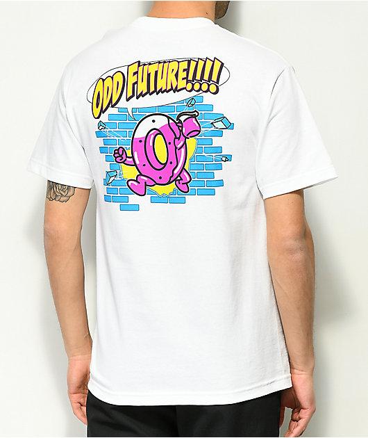 Odd Future Kool White T-Shirt