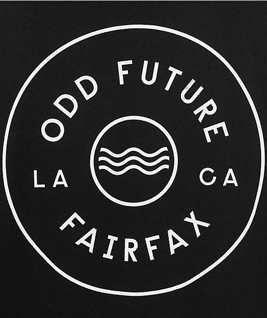 Odd Future LA CA Long Sleeve T-Shirt