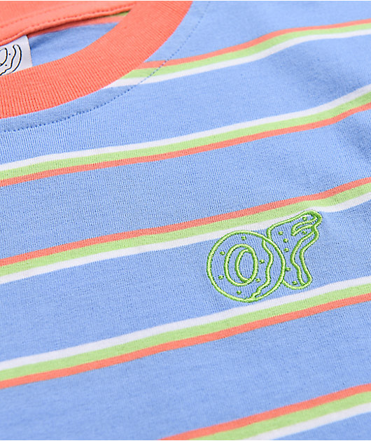 Odd Future Mini Stripe Blue T-Shirt