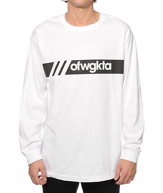 Odd Future OFWGKTA Bar Long Sleeve T-Shirt