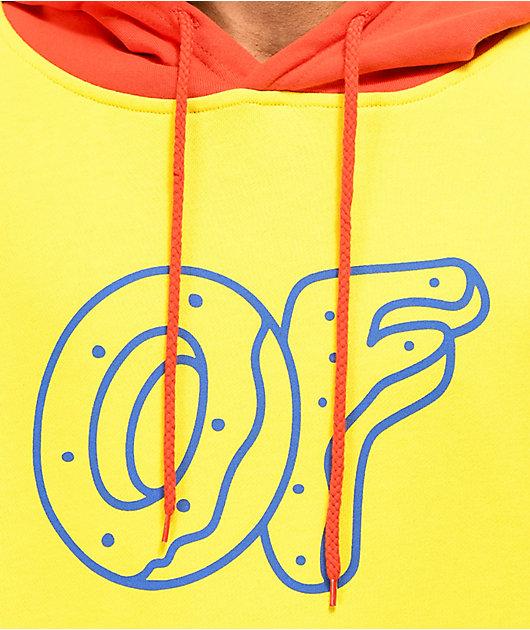 Odd Future Primary Colorblock Hoodie