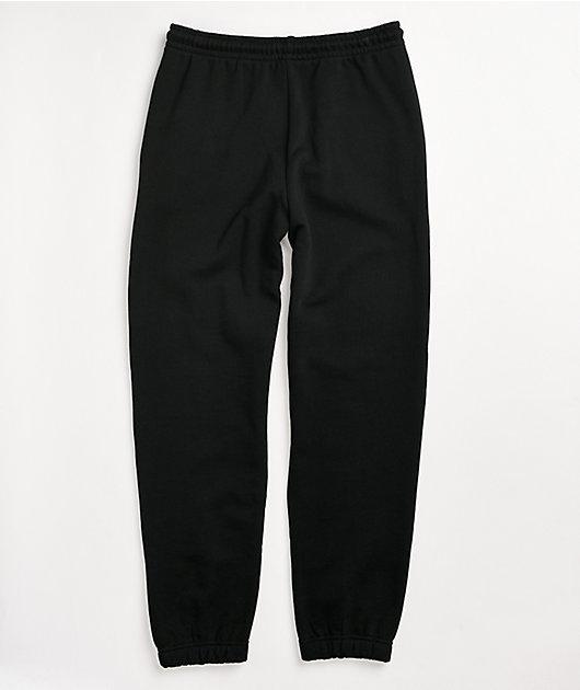 Odd Future Rubber Patch Black Sweatpants